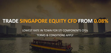Phillip CFD STI Equity CFD Promotion