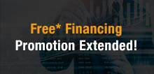 Free Financing Promotion