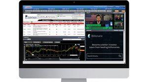 Phillip CFD Platform | Personalized Interface