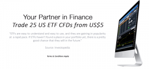 Exchange Traded Funds CFDs