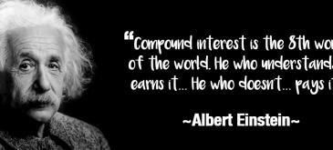 Phillip CFD Blog | Albert Einstein Quote
