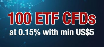 Phillip CFD Promotion | US ETF CFD S$5 Minimum Commission