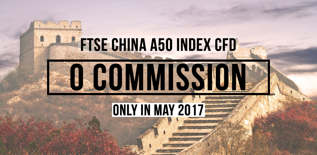 Phillip CFD China A50 Index Promo