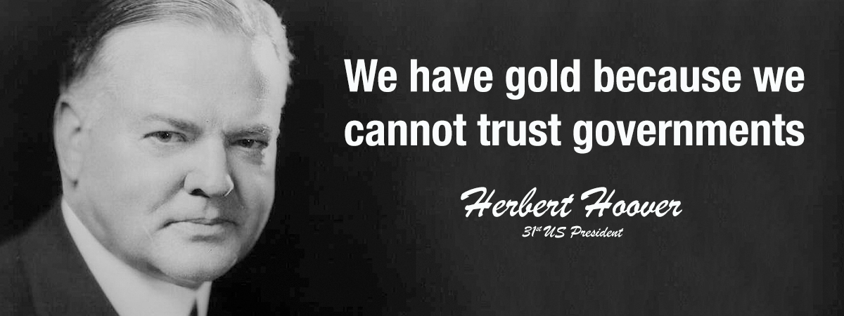 Phillip CFD Blog | Herbert Hoover Quote