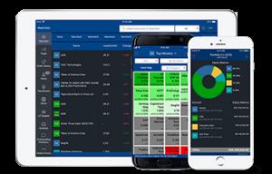 POEMS Mobile 2.0 trading platform