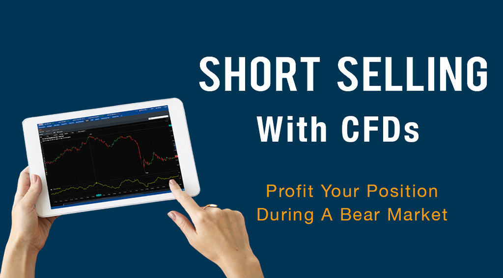 Shortselling with CFDs