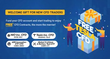 CFD Welcome Gifts Promotion