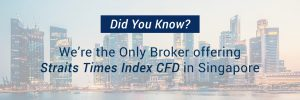 Straits Times Index STI CFD Trading