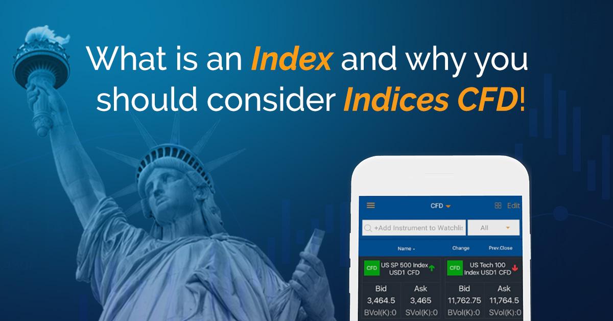 Indices CFD Nasdaq DowJones S&P
