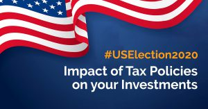 US Election 2020 - impact of tax policies on your investments cover-